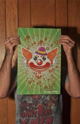 clown campaign by Joseph-Ratigan