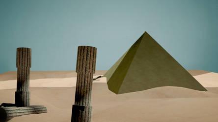 Ancient Desert by williamdickeson