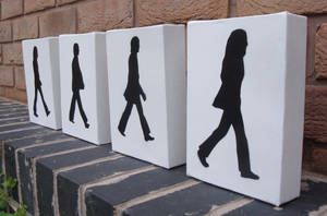 Beatles - Abbey Road by RAMART79