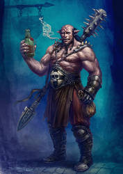 mercenary by skor2d