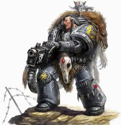 Long Fangs sergeant by skor2d