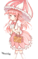 [Render #119] Cherry Blossom Cookie by sandrareina