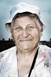 Smile granny by ProDman