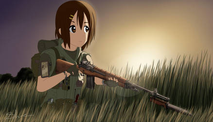 Call Of Yui by xZDisturbedZx