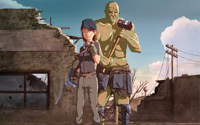 Fallout 4 by xZDisturbedZx