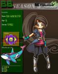BBT5 App: Ken Winchester by KyubiKen