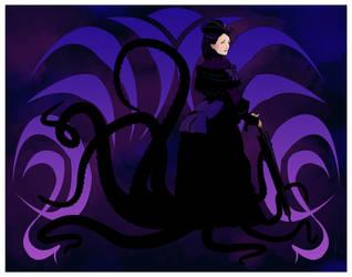 Lady Leviathan Nouveau by damonteufel