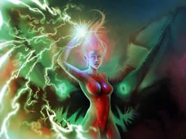 Electric Demon 2 by Parpan