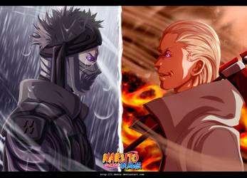 Naruto Hidan Vs Zabuza by I-DEVOS