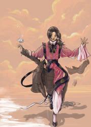 Eirtakon Print: China by peannlui