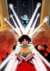 Undertale: No Mercy by peannlui