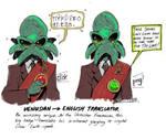Venusian Translator Button by peannlui