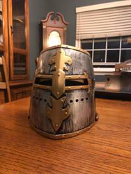 New helmet by vanfross