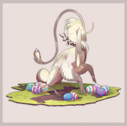 Easter Bunny Couvey [CLOSED] by TornTethers