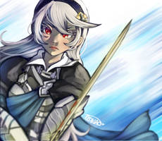 Fire Emblem: Fates Kamui by AnamNesisX