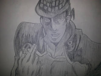 Josuke by Kinjo-Goldbar