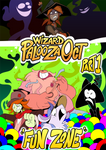 WIZARD PALOOZA OCT - Round 1 Cover by Zeurel