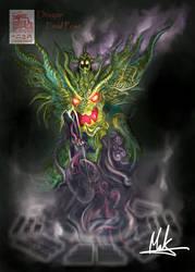 Dragon Zodiac by makthedragon76