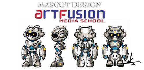Mascot Design by makthedragon76