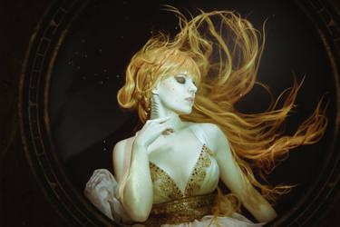 Mermaid dreams by Kiorsa