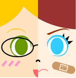 1p And 2p Isle Icon by animeandmangadrawer