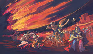 Dead Velocity Pompeii by CircleFork