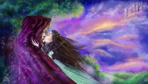 Glitter Dreams by Rachgraceh