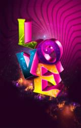 L.O.V.E by Beautiful-Disgrace