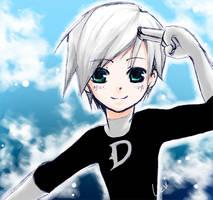 Danny Phantom -- Your Savior by leviathan-ice-dragon