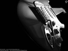Guitar Fender by MauricioMassami