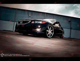 Honda Accord by MauricioMassami