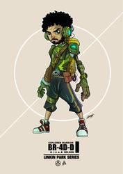 Brad Explorer by adhytcadelic