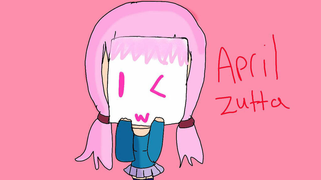 Ask my new OC April Zutta by AqoursLovelive