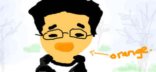 Grant's Orange by unlimitedlumpia