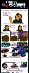 Transformers Prime Meme by LiviOVJ
