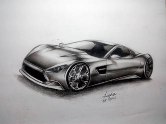 ANGAS GT concept by patricklagera