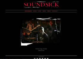 soundsick by DeRupe