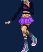 Gameboy Girls by KittyPantera