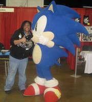 Sonic the hedgehog by Yori14