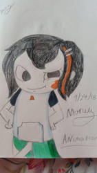 For Moruu Animation!! - Fan art by amyrosefan311