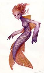 Mermaid Mermaid Mermaid by Biffno
