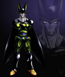 Coloured Perfect Cell by darkly-shaded-shadow