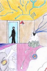 System Shock (5) by triangledew