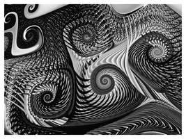 Magnetic Weave by OttoMagusDigitalArt