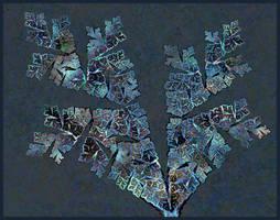 Split Leaf by OttoMagusDigitalArt