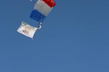 paracaidas by lauual