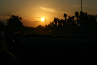 carsunset by lauual