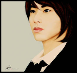 Yunho by KisVIP