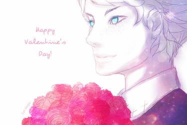 Valentine by sunregia