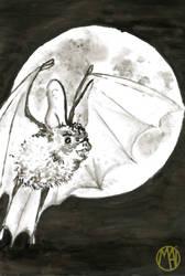 Animals: Bat by Naikiria